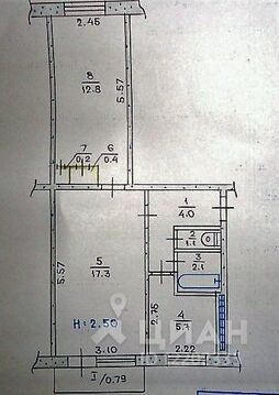 Продажа квартиры, Жуково, Смоленский район, Ул. Мира - Фото 2
