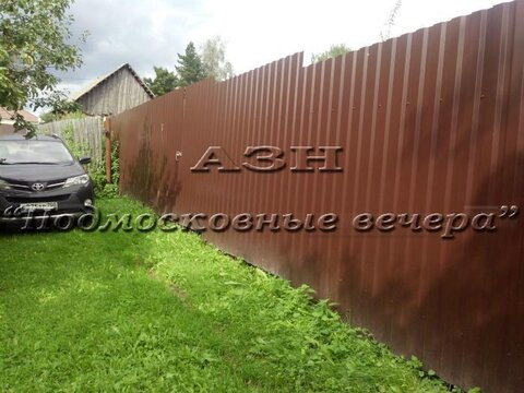 Ленинградское ш. 40 км от МКАД, Алексеевское, Участок 20 сот. - Фото 1