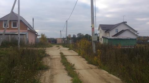 12 сот ИЖС в деревне Татарки вблизи Часцов - Фото 4