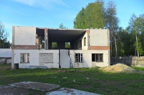 Земля в с.Горьковка 15 сот. и дом 186 кв.м - Фото 1