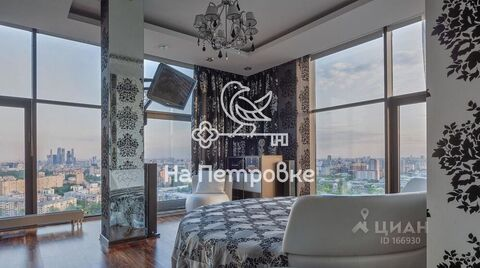 4-к кв. Москва ул. Врубеля, 8 (184.0 м) - Фото 1