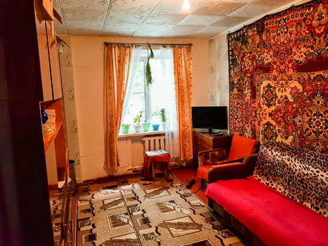 Двухкомнатная квартира в Дубровке Красноармейского района - Фото 1
