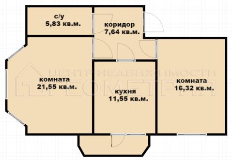 Продажа квартиры, Новая Адыгея, Тахтамукайский район, Тургеневское . - Фото 2