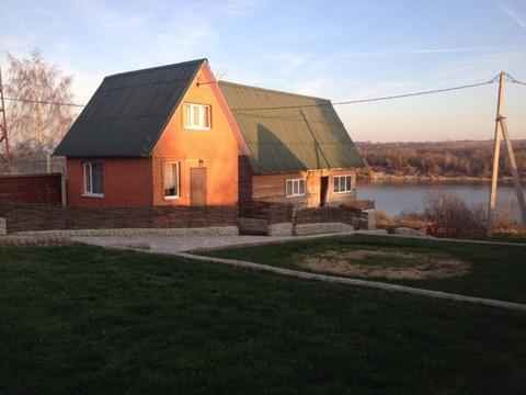Продаётся действующая мини- база отдыха на берегу реки Ока д. Дракино - Фото 3