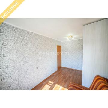 Продается 2-х комнатная квартира по адресу: ул. Оренбургская, д. 40 - Фото 4