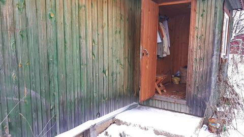 Теплая жилая Баня + сруб 7х9 на 20 сотках в Деревне Никоновка - Фото 3