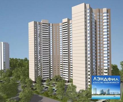 1 комнатная квартира в новом доме, Усть-Курдюмское шоссе, стр1 - Фото 1