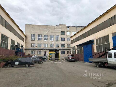 Аренда производственного помещения, Казань, Улица Владимира Кулагина - Фото 1