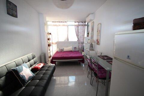 Продажа квартиры-студии в Испании в городе Торревьеха. - Фото 4
