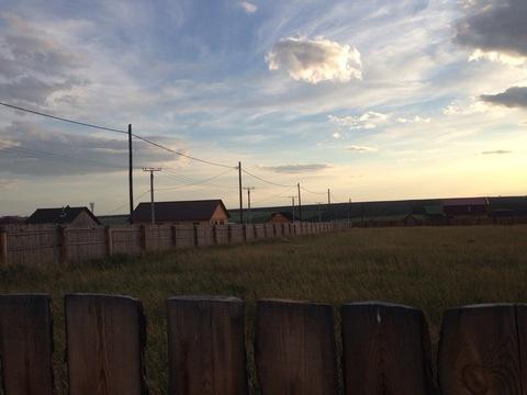 Продам земельный участок на границе п. Хомутово и п Грановщина. - Фото 2