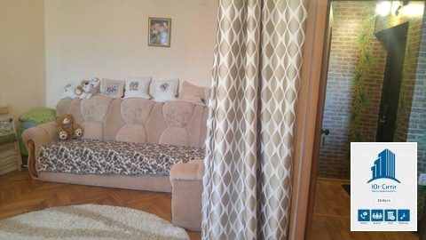 Пгт Яблоновский ул.Андрухаева Однокомнатная квартира - Фото 3