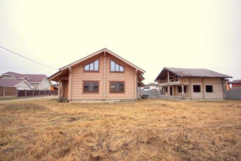 Добротный дом из оцилиндрованного бруса - Фото 3