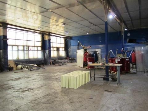 Аренда помещения 864 кв.м. под производство в Дмитрове, р-н дзфс - Фото 1