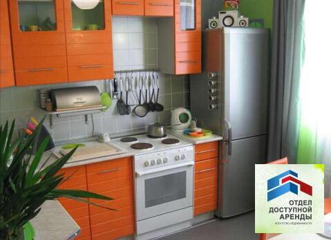 Квартира ул. Степная 34, Аренда квартир в Новосибирске, ID объекта - 317077921 - Фото 1