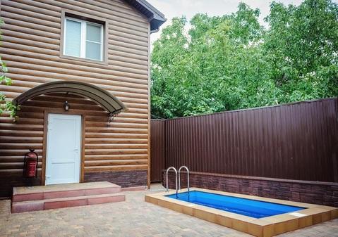 Дом с баней и бассейном возле моря, ул Заречная - Фото 1