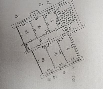 Продам комнату 17 м2 в Сталинском доме - Фото 5