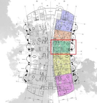 Квартира с террасой в ЖК Королевский парк, Продажа квартир в Сочи, ID объекта - 329186437 - Фото 1