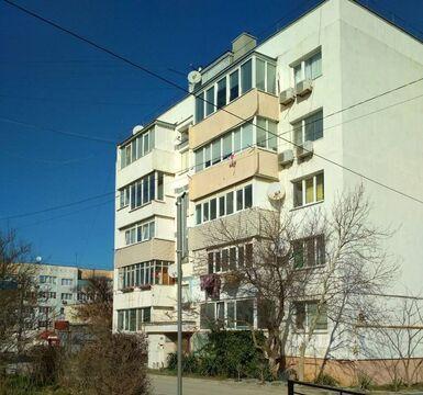 Продажа квартиры, Черноморское, Черноморский район, Ул. Димитрова - Фото 1