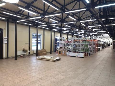 Торговый зал под мебель и смежные товары - Фото 1