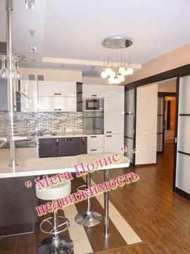 Сдается 2-х комнатная квартира 80 кв.м. в новом доме ул. Гагарина 5 - Фото 4