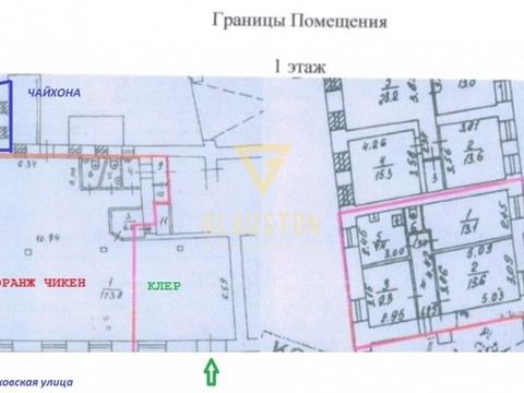 Продажа торгового помещения, м. Бауманская, Ул. Спартаковская - Фото 1