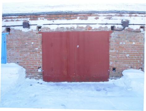Продам капитальный гараж. ГСК Строитель № 487, Щ Академгородка - Фото 1