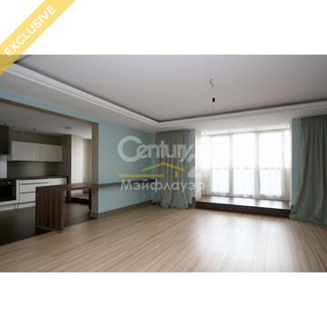 4-х комнатная квартира, ул. М.Жукова, д. 13 - Фото 1
