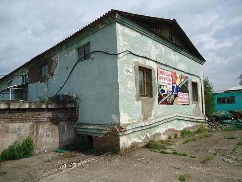 Административно-складское здание, 867,9 кв.м. - Фото 1