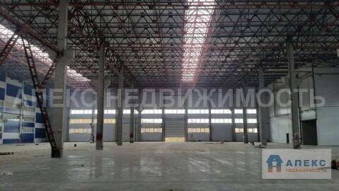 Аренда помещения пл. 1500 м2 под склад, Видное Каширское шоссе в . - Фото 1