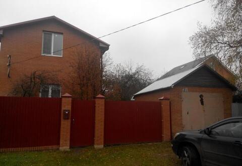 Продам выделенную часть дома в черте Серпухова все коммуникации - Фото 1
