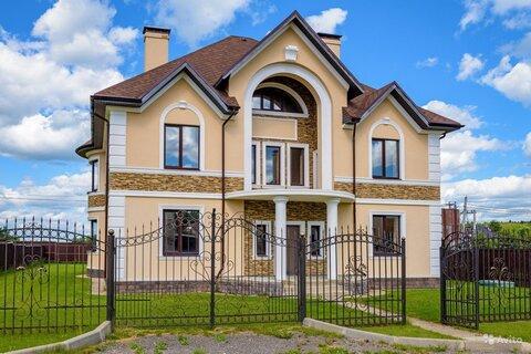 Продается кирпичный коттедж 430 м, в кп Усадьба Романцево( Москва). - Фото 2