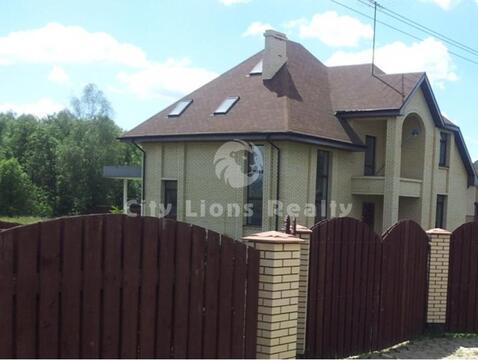 Продажа дома, Лужки, Михайлово-Ярцевское с. п, Озёрная ул - Фото 1