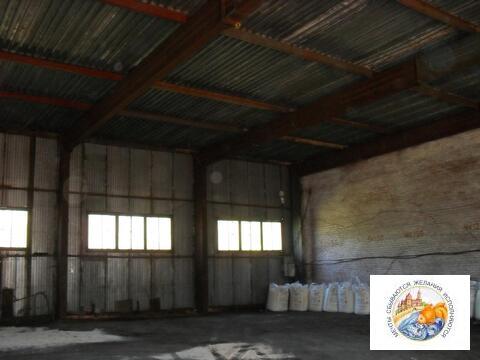 Производственно-складская база с ж/д тупиком, г.Екатеринбург - Фото 4