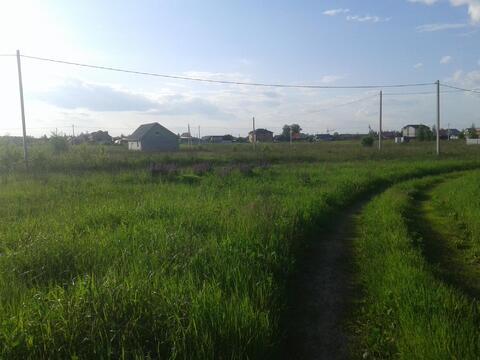 Земельный участок 15 сот. д.Красный Восход - Фото 1