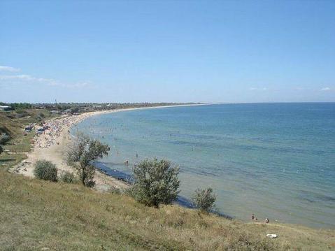 Продаю участок 200 соток на побережье Азовского моря в Крыму - Фото 1