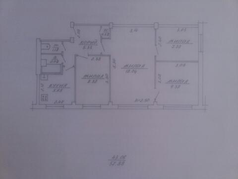 Квартира по Черняховке, Купить квартиру в Витебске по недорогой цене, ID объекта - 316287548 - Фото 1