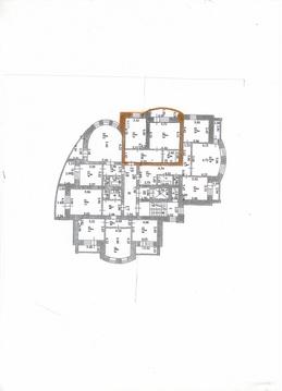 Квартира, Циолковского, д.27 к.А - Фото 1