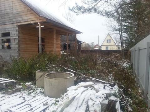 Земельный участок 6 соток с домом( не дострой) вблизи г. Клина в СНТ - Фото 2