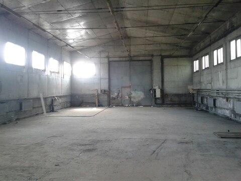 В аренду склад пр-во 500 кв.м м Рыбацкое - Фото 2