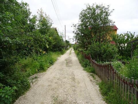 Участок в Коллективном саду, р-н Широкая речка - Фото 1
