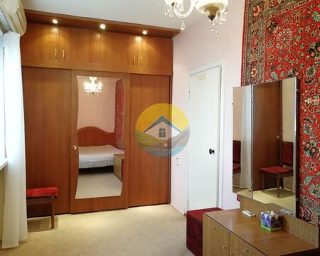 № 536952 Сдаётся длительно 2-комнатная квартира в Гагаринском районе, . - Фото 3