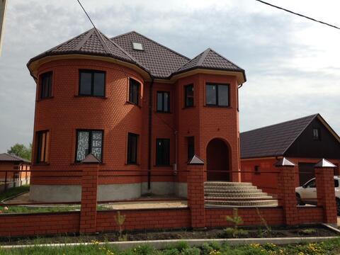 Коттедж265 кв.м. в Ленинов 4 км. от города Липецк - Фото 1