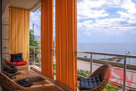 Продажа 3-комнатной квартиры в Отрадном на первой линии от моря. О - Фото 1