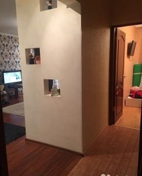 Продается 3-х комнатная квартира ул. Шибанкова д.87 - Фото 3