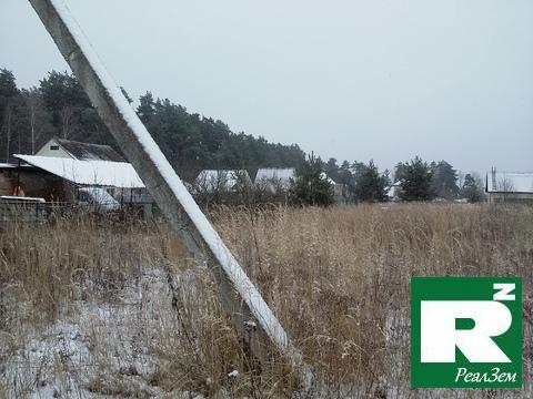 Продается земельный участок 10 соток в деревне Потресово - Фото 4
