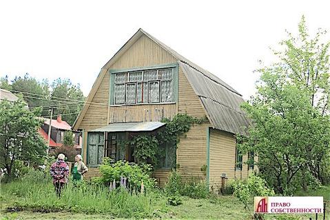 2-этажная дача в СНТ Донино-2 на 6 сотках земли Раменский район - Фото 1