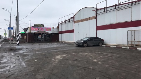 Помещение под склад 1300 м2, деревня Есипово - Фото 2