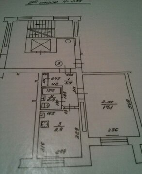 Продам однокомнатную квартиру на Леонова - Фото 5