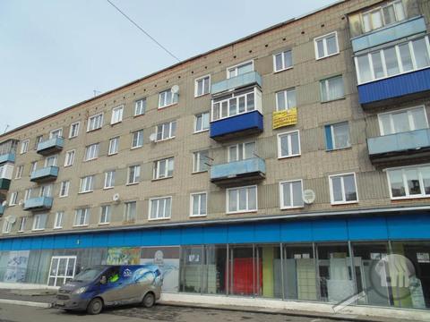 Продается 2-комнатная квартира, Пензенский р-н, с. Саловка, ул. Советс - Фото 1