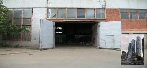 Сдается холодный склад в капитальном строении вблизи с метро . - Фото 1